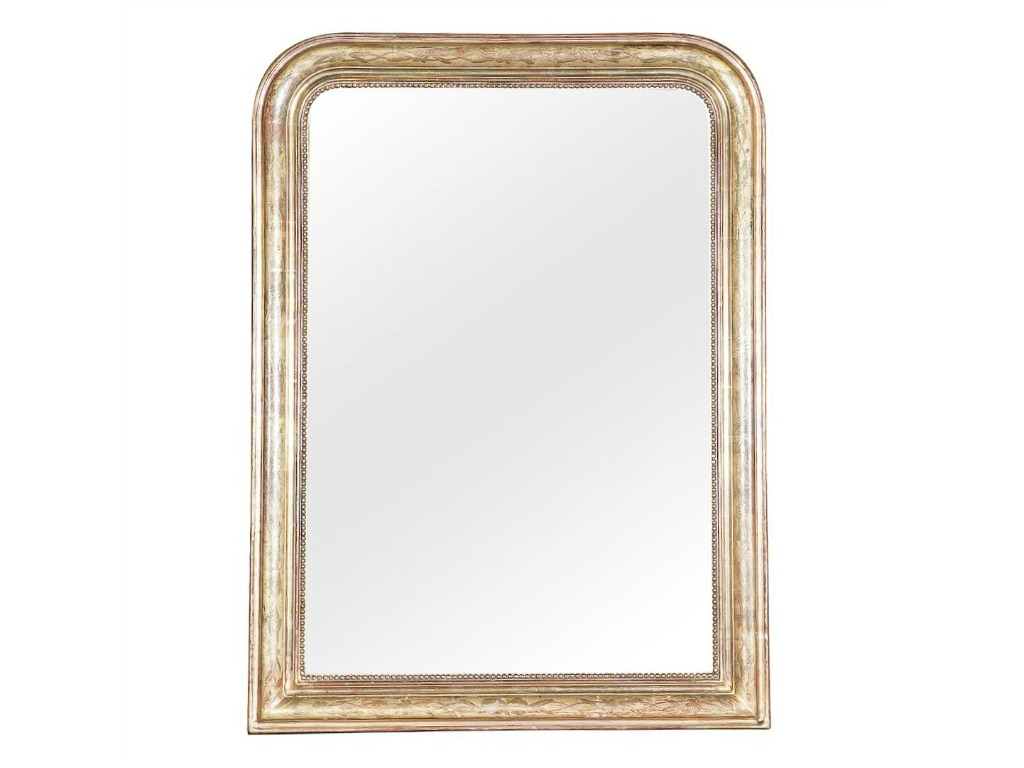 Lolo French Antiques Antique Louis Philippe Mirror Item LFA279