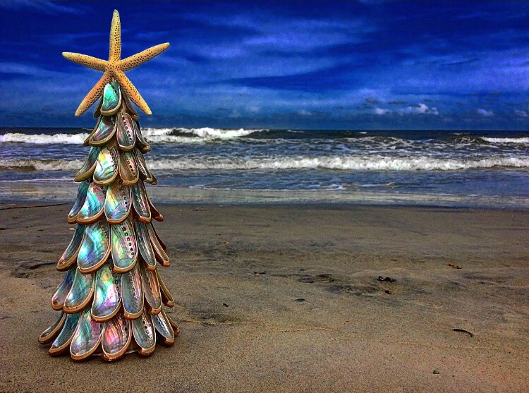 Abalone Shell Tree