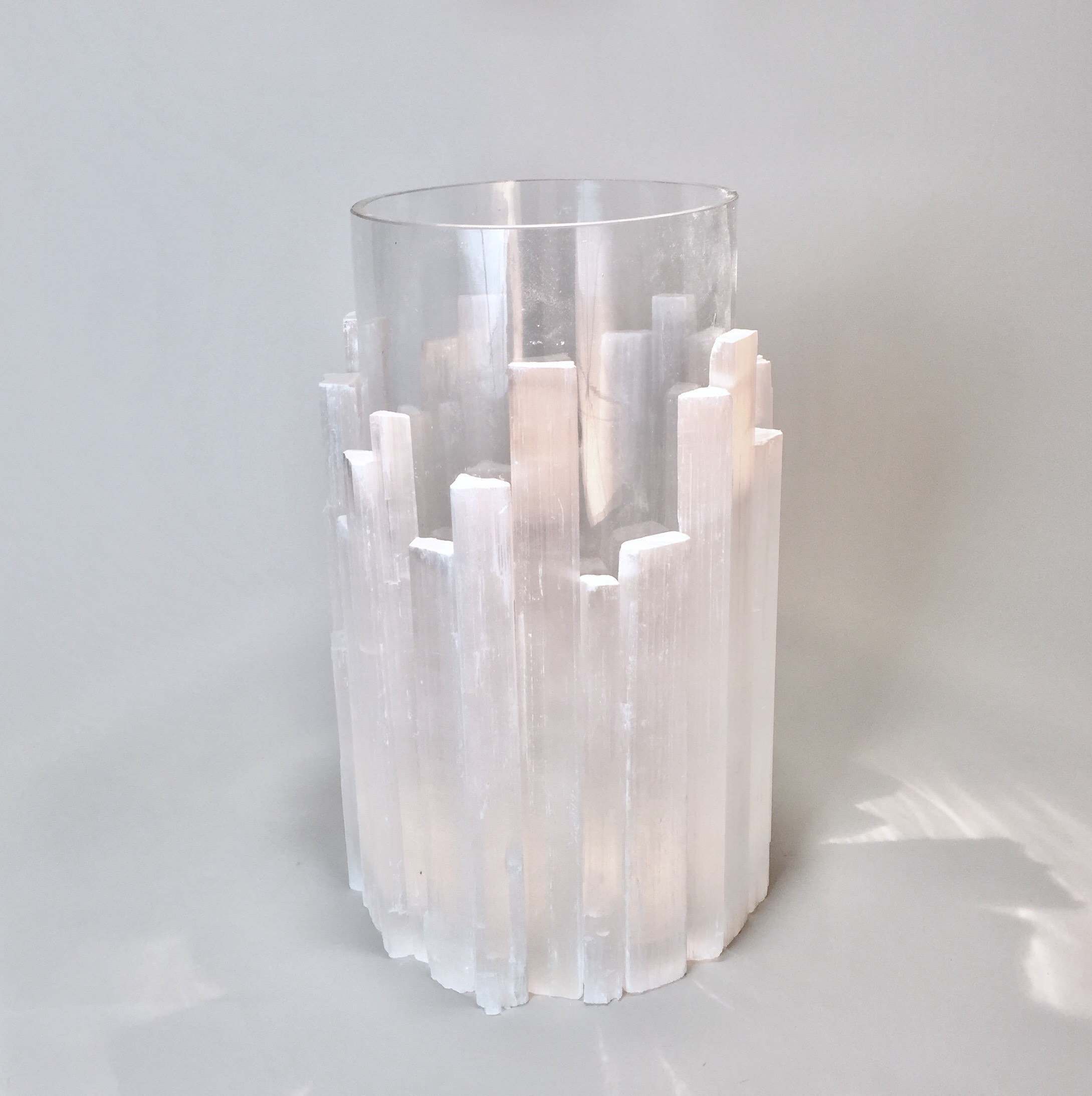 Selenite Column